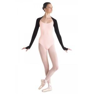 SoDanca BAE11 Ballettschläppchen, Leder