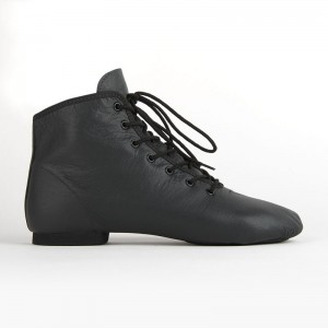 Dance Guard boots leather, low