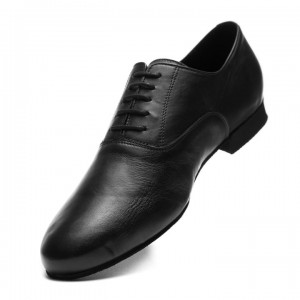 Rumpf Herren Tanzschuh Miguel, schwarz