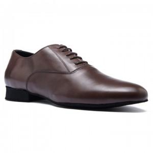 "Rumpf mens dance shoe 2156 ""Miguel"" brown"