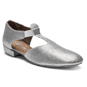Rumpf griechische Sandale silber
