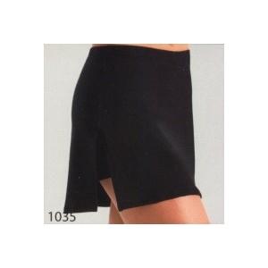 Rock mit integrierter Hose von Motionwear, 1035