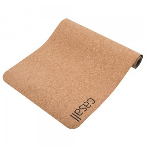 Casall Yoga Matte Natural Cork - 0,5cm - ECO