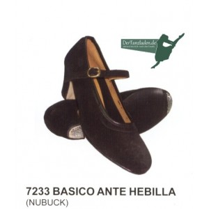 "Intermezzo Flamencoschuh ""Basico Ante Hebilla"""