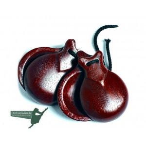 Kastagnetten (Palillos) Kolz, Granatapfel-Nachbildung