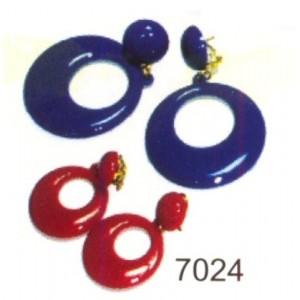Halskette, Collier Kunststoff