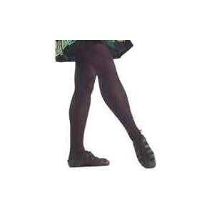 Dancin S170 Strumpfhose mit Fuß + offener Sohle, Microfaser