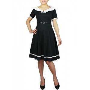 ChicStar Rockabilly Vintage Sailor Dress